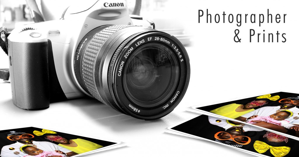Event Photographer and Printing Johannesburg