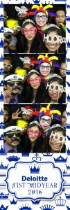 year end function photo booth